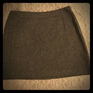 Banana republic wool mini